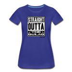 THE GULAG WOMENS - royal blue
