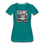 THE GULAG WOMENS - teal