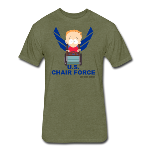 CHAIR FORCE - heather military green