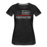 FIREFIGHTER WOMENS - charcoal gray