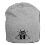 UNIFORM HUMOR BEANIE - heather gray