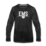 EMS LONG SLEEVE - charcoal gray