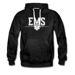 EMS HOODIE - charcoal gray