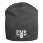 EMS BEANIE - charcoal gray