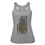 MOLON LABE SNAKE TANK - heather gray