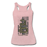 MOLON LABE SNAKE TANK - heather dusty rose