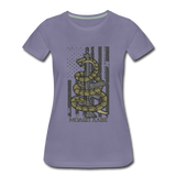MOLON LABE WOMENS - washed violet