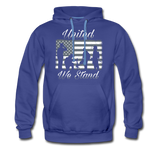 UNITED WE STAND HOODIE - royalblue