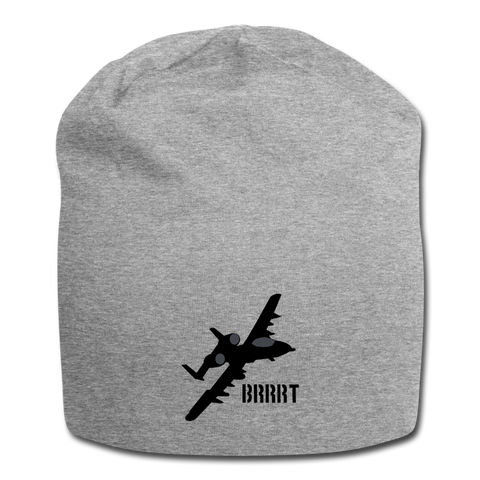 BRRRT BEANIE - heather gray