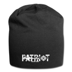 PATRIOT BEANIE - black