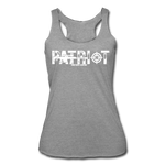 PATRIOT TANK - heather gray