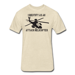 ATTACK HELICOPTER - heather cream