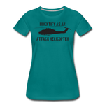 ATTACK COBRA WOMENS - teal