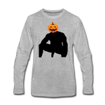 JACK-O-WOOD LONG SLEEVE - heather gray