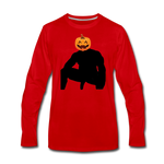 JACK-O-WOOD LONG SLEEVE - red