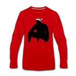 JOLLY WOOD LONG SLEEVE - red