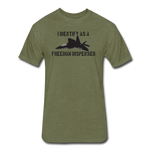 F22 - heather military green