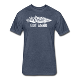 GOT AMMO - heather navy