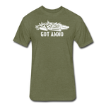GOT AMMO - heather military green