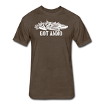 GOT AMMO - heather espresso