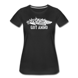 GOT AMMO WOMENS - black