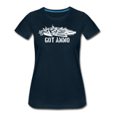 GOT AMMO WOMENS - deep navy