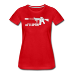 FULL PEW WOMENS - red