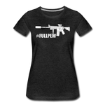 FULL PEW WOMENS - charcoal gray