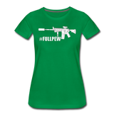 FULL PEW WOMENS - kelly green