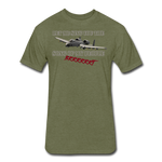BRRT 2.0 - heather military green