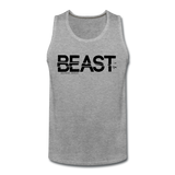 BEAST TANKTOP - heather gray