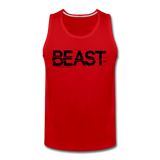 BEAST TANKTOP - red