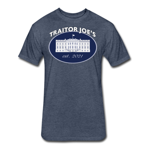 TRAITOR JOES - heather navy
