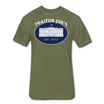TRAITOR JOES - heather military green