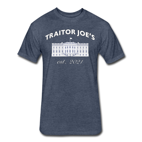 TRAITOR 2 - heather navy