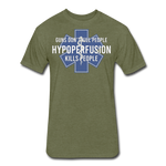 Hypoperfusion - heather military green