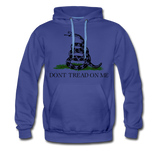 DON'T TREAD ON ME HOODIE - royalblue