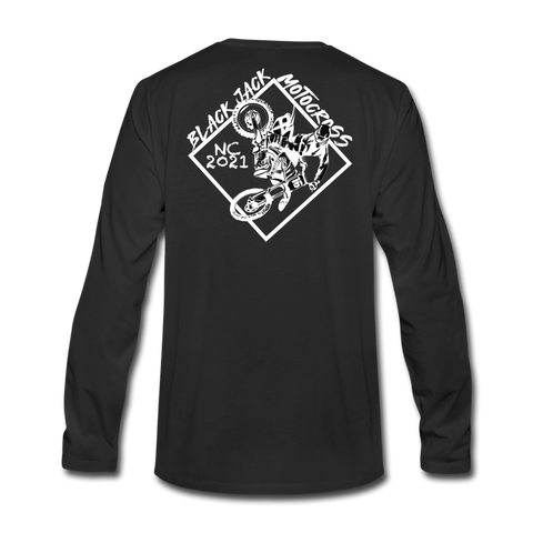 BlackJack MX Long Sleeve - black