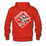 BlackJack MX Hoodie - red