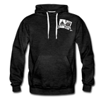 BlackJack MX Hoodie - charcoal gray