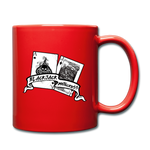 BlackJack MX Coffee Mug - red