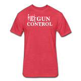GUN CONTROL - heather red