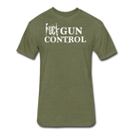 GUN CONTROL - heather military green