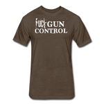 GUN CONTROL - heather espresso