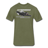 DELIVERING FREEDOM - heather military green