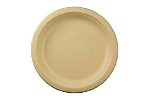 World Centric'S Biodegradable And Compostable Plant Fiber  7 Inch Plates