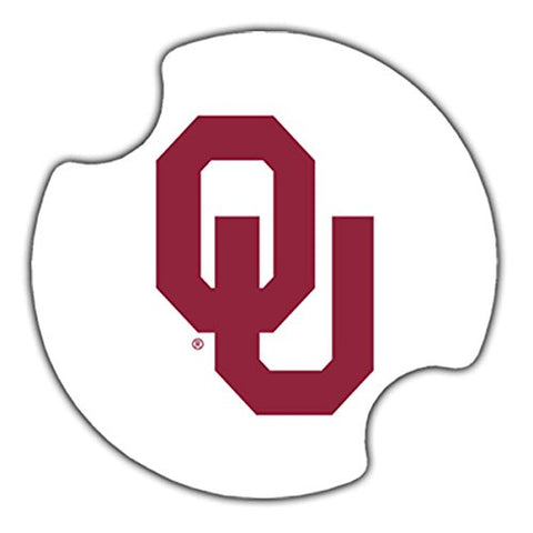 Thirstystone Thirstystone University Of Oklahoma Car Cupholder Coaster,