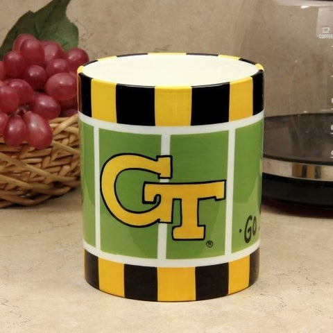Georgia Tech Yellowjackets Stadium Mug