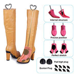 Yukik Shoe Stretcher For Women Shoe, Adjustable Ladies Boots High Heels And Men Wide Feet (2 Pcs Shoe Stretchers)