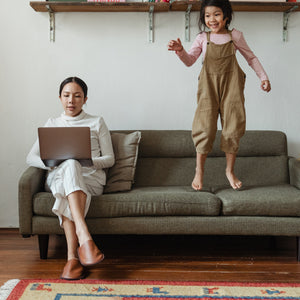 Tips To Make Working From Home With Kids Easier